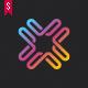 Xenonia • Letter X Logo Template