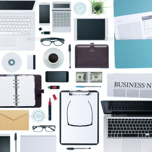 Business background - Stock Photo - Images