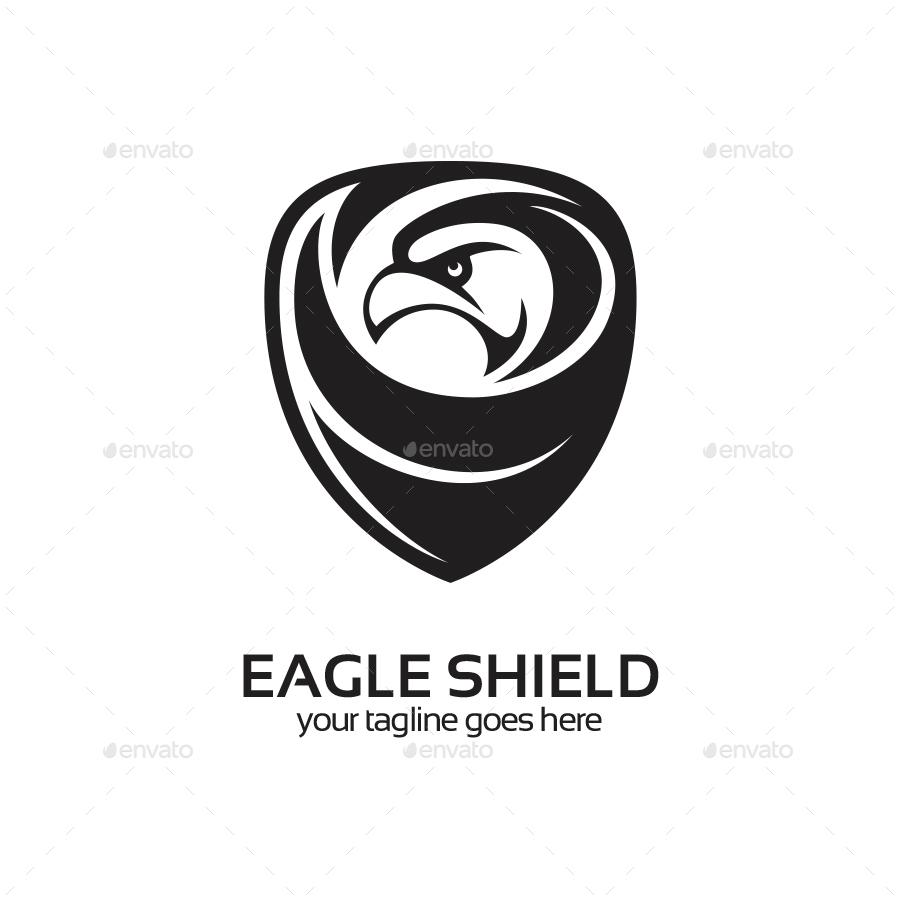 Eagle Shield Logo by s...