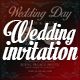 Wedding Package - GraphicRiver Item for Sale