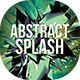 Abstract & Splash Flyer Design - GraphicRiver Item for Sale