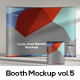 Trade-show Display Booth Mock-up vol.05 - GraphicRiver Item for Sale