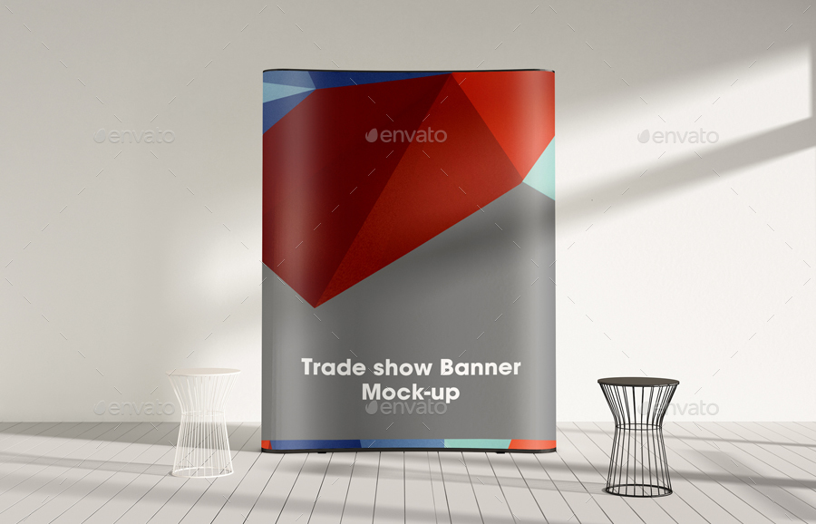 Exhibition Booth Mock Up : Trade show display booth mock up vol by rddesignstudio