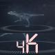 Utahraptor Hud Hologram - VideoHive Item for Sale