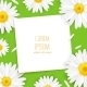 Spring Flowers Frame Composition - GraphicRiver Item for Sale