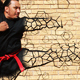 Wireframe Photoshop Action - Wireframe Dispersion Creator - GraphicRiver Item for Sale