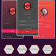 App Login UI Vol 1  - GraphicRiver Item for Sale