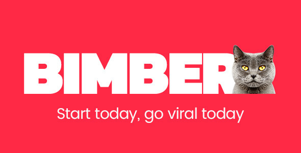 Bimber - Viral & Buzz WordPress Theme