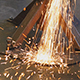 Work Welding Spark Fire - VideoHive Item for Sale