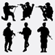 People Activity Silhouettes - GraphicRiver Item for Sale