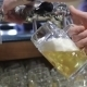 Bartender Pouring Draft Beer In The Bar - VideoHive Item for Sale