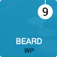 Beard Multipurpose Onepage | Multipage Responsive WordPress Theme Nulled