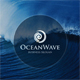 Ocean Wave Logo - GraphicRiver Item for Sale