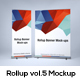 Rollup Banners Mockup Vol.05 - GraphicRiver Item for Sale