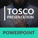 Tosco Powerpoint Presentation - GraphicRiver Item for Sale
