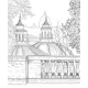 Drawing a Panorama of Rome - GraphicRiver Item for Sale