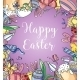 Happy Easter Background - GraphicRiver Item for Sale