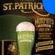 Saint Patrick's Day Event Flyer Template