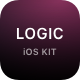 Logic iOS Kit - ThemeForest Item for Sale