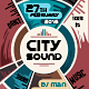 City Sound Flyer Template - GraphicRiver Item for Sale