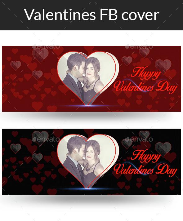 Valentines FB cover