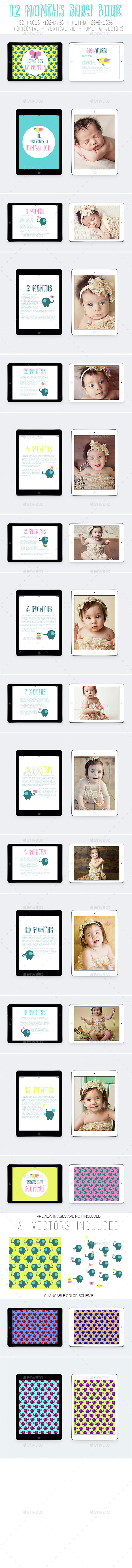Ipad&Tablet 12 Months Baby Book - Digital Magazines ePublishing