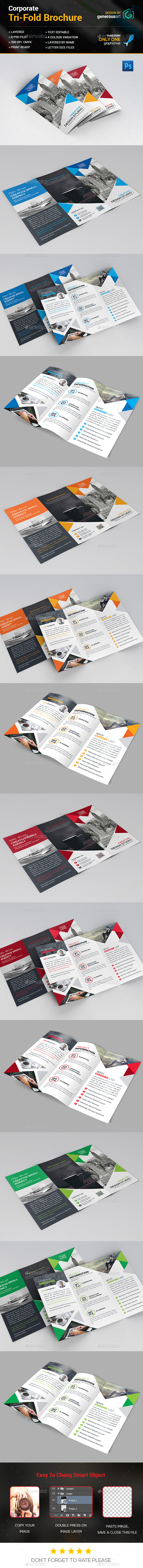 New Tri-Fold Brochure - Corporate Brochures