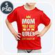 Children Girls T-shirt Mock-Up V2 - GraphicRiver Item for Sale