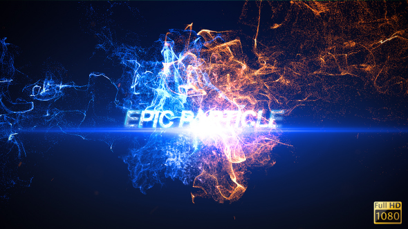 afx templates - epic particle reveal by bank508 videohive