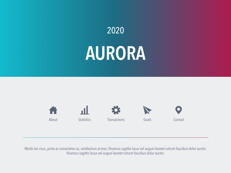 aurora google slides template by jumsoft graphicriver