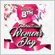Women's Day Ladies Party - GraphicRiver Item for Sale