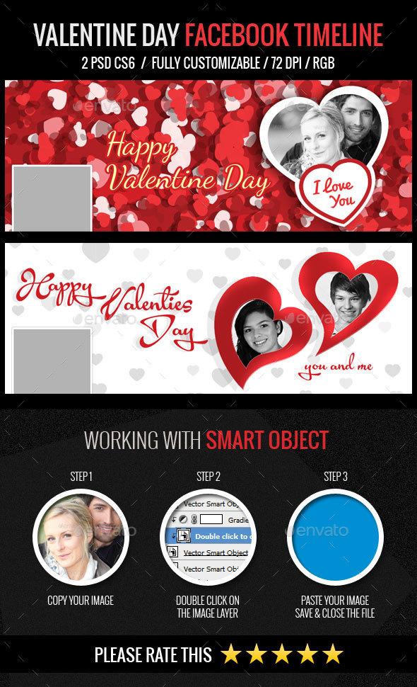 Valentine Day Facebook Cover - Facebook Timeline Covers Social Media