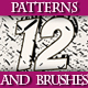 Set of Handmade Texture Pattern and Brushes, 2 - GraphicRiver Item for Sale