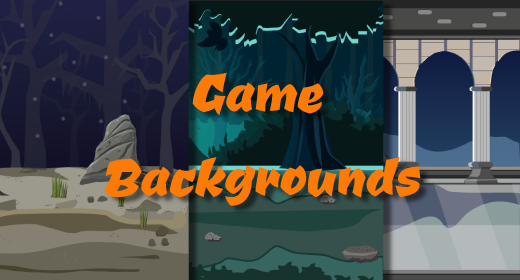 Graphic,Vectors,Assets,Games,Backgrounds