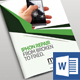 Cellular Repair Brochure - GraphicRiver Item for Sale