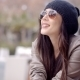 Gorgeous Young Woman Sitting Daydreaming - VideoHive Item for Sale