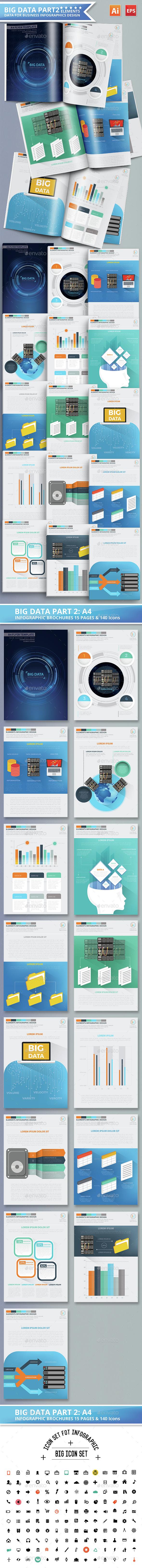 Big Data Infographics Design Part 2 - Infographics