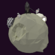 Low Poly Moon Base - 3DOcean Item for Sale