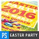Easter Egg Hunt Party Flyer / Poster