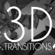 3D Transitions Pack - VideoHive Item for Sale