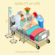 Patient Visit 02 People Isometric - GraphicRiver Item for Sale