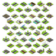 City Map Set 02 Tiles Isometric - GraphicRiver Item for Sale