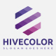 Hive Color Logo - GraphicRiver Item for Sale