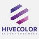 Hive Color Logo - GraphicRiver Item for Sale