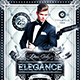 Elegance Party Flyer - GraphicRiver Item for Sale