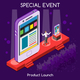 Special Event People Isometric - GraphicRiver Item for Sale
