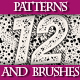 Set of Handmade Texture Pattern and Brushes, 3 - GraphicRiver Item for Sale