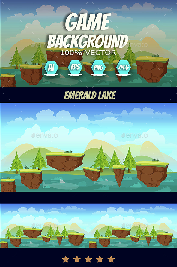 Game Assets Game Background - Backgrounds Game Assets