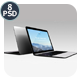MacBook Photorealistic 2015 Mock-Ups - GraphicRiver Item for Sale