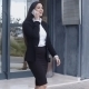 Businesswoman Walking Through An Office Complex - VideoHive Item for Sale
